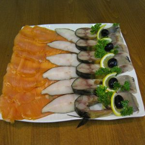 Assorted Fish Plate