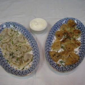 Chuchvara (Dumplings)