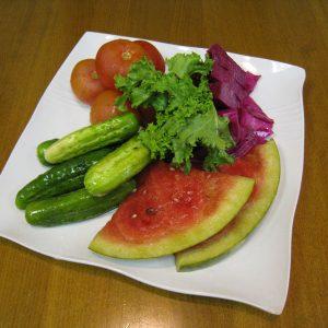 Pickled vegitables
