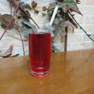 Glass of Kompot