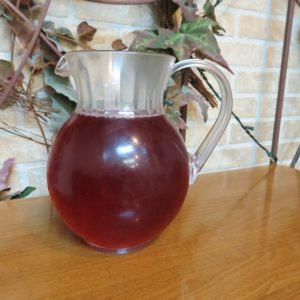 Pitcher of Kompot